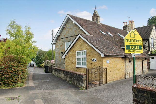 Thumbnail Terraced house to rent in Old School Cottages, London Road, Sayers Common