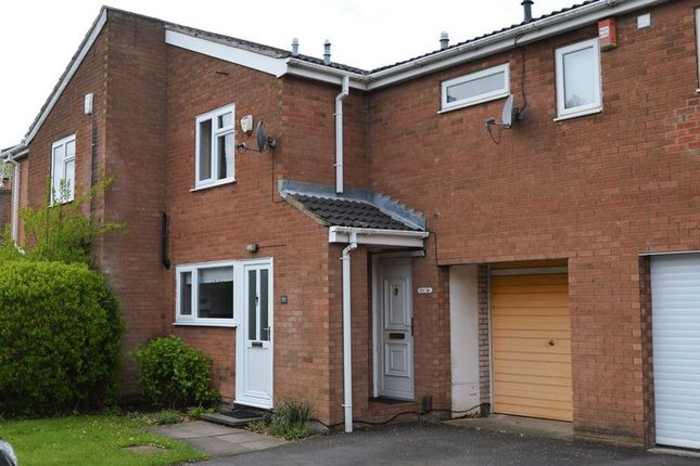 Thumbnail Terraced house for sale in Mount Pleasant Drive, Stirchely, Telford, Shropshire.