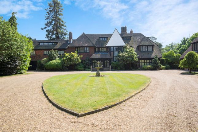 Thumbnail Detached house for sale in Horseshoe Ridge, Weybridge, Surrey