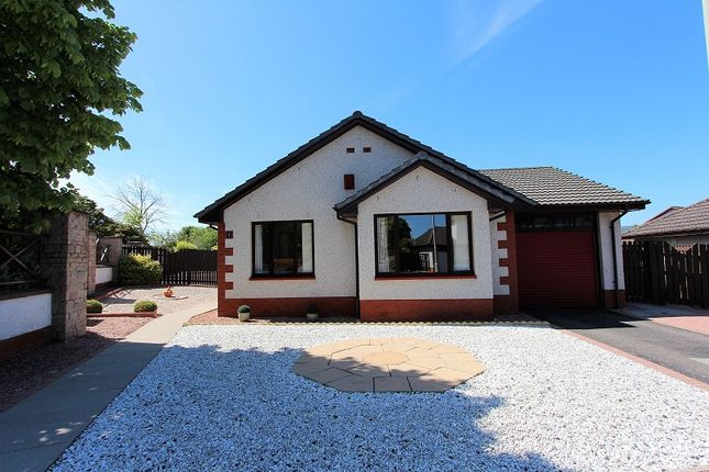 Thumbnail Detached bungalow for sale in 1 Stratherrick Gardens, Lochardil, Inverness