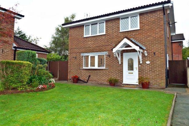 Thumbnail Detached house to rent in Keyes Close, Birchwood, Warrington