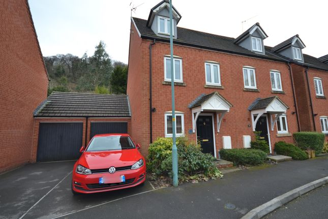 Thumbnail Semi-detached house for sale in Harrolds Close, Dursley