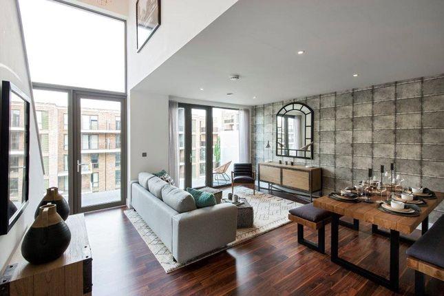 Thumbnail Flat for sale in Kilburn Quarter - East Block, Flat 13, 100 Kilburn Park Road