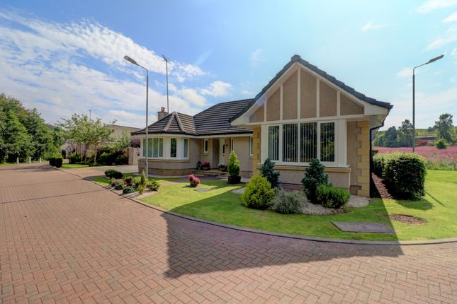 Thumbnail Detached bungalow for sale in Byretown Grove, Kirkfieldbank, Lanark