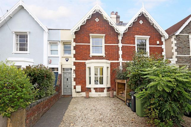 Thumbnail Terraced house for sale in Egerton Road, Bishopston, Bristol