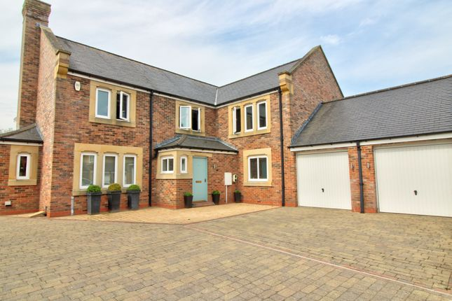 Thumbnail Detached house for sale in Mansion Heights, Whickham, Gateshead