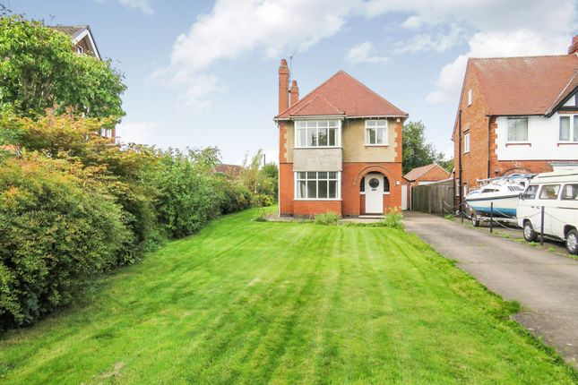Thumbnail Detached house for sale in Weston Road, Aston-On-Trent, Derby