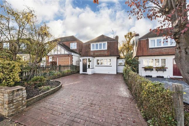 Thumbnail Detached house to rent in The Ridings, Berrylands, Surbiton