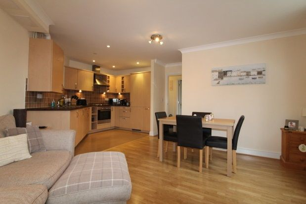 Thumbnail Flat to rent in Hawthorn Way, Lindford, Bordon