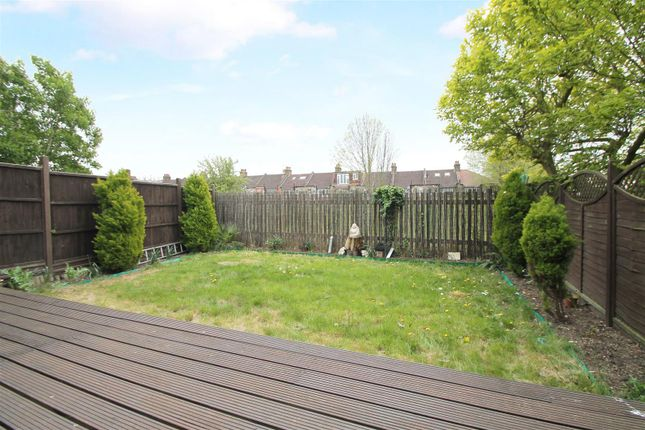 Back Garden 1 of Hamilton Crescent, Palmers Green, London N13