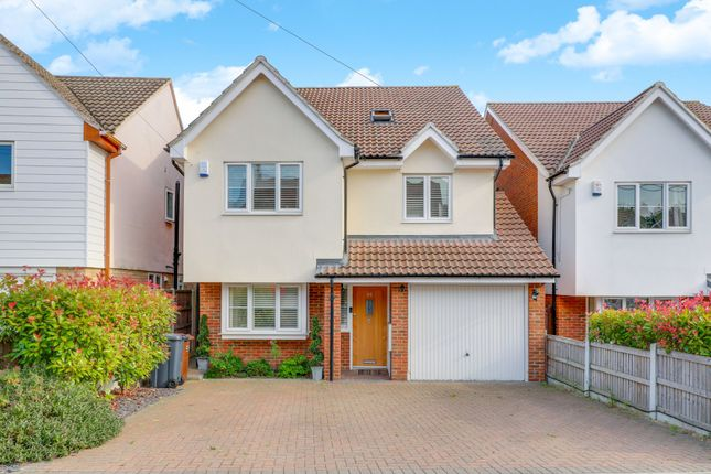 Thumbnail Detached house for sale in St. Marys Drive, Benfleet