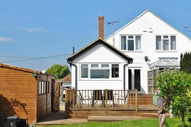 3 bed semi-detached house for sale in Maydowns Road, Chestfield, Whitstable, Kent