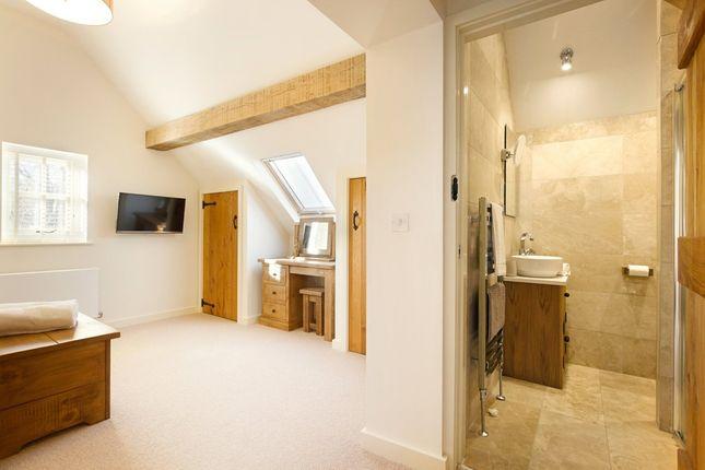 Thumbnail Barn conversion to rent in Dove House Farm, Blythe Bridge Road, Caverswall