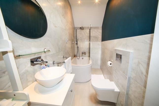 Bathroom of Somerford View, Somerford, Congleton, Cheshire CW12