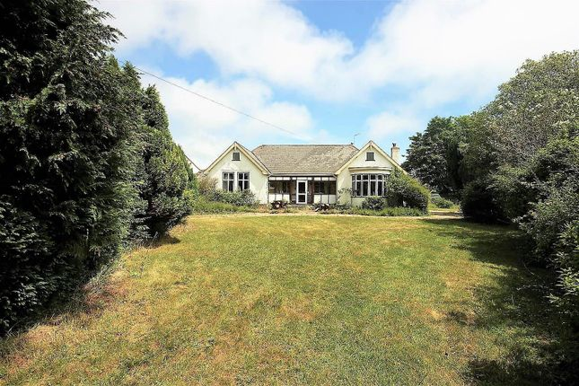 Thumbnail Bungalow for sale in Coombe Valley Road, Preston, Weymouth