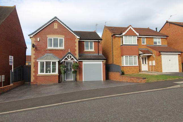 Thumbnail Detached house for sale in Kendal Rise, Bedlington