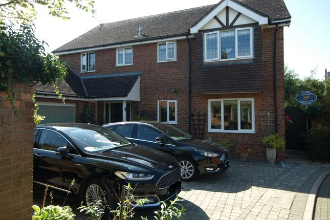 Thumbnail Detached house for sale in Spencer Gardens, Charndon, Bicester