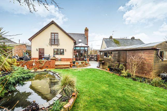 Thumbnail Detached house for sale in Stumble Lane, Kingsnorth, Ashford