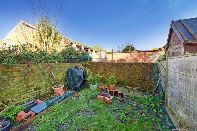 Rear Garden of Canterbury Road, Folkestone, Kent CT19