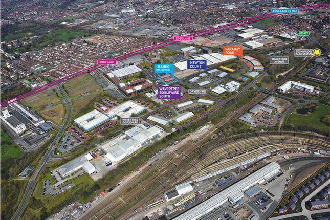 Thumbnail Office to let in Wavertree Boulevard South, Wavertree Tech Park, South Boulevard Road, Liverpool, Merseyside, UK