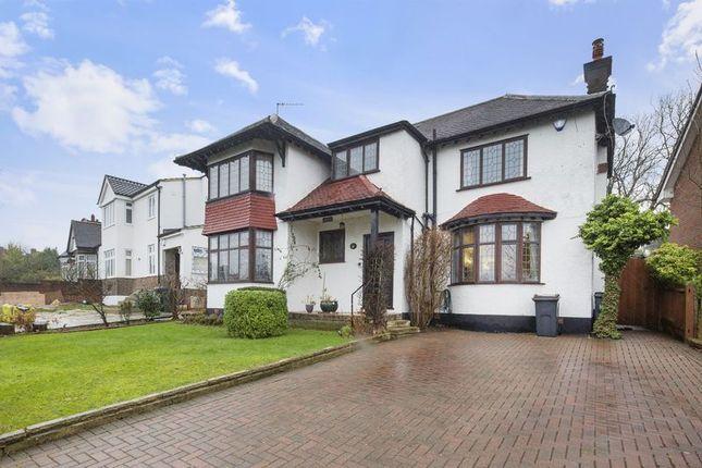 External of Pollards Hill West, London SW16