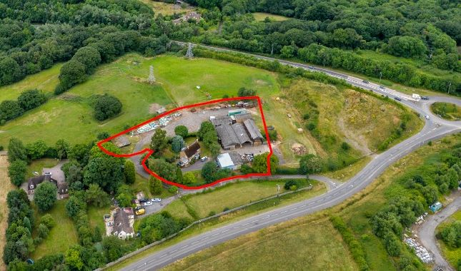 Thumbnail Land for sale in Stoney Hill, Lightmoor, Telford