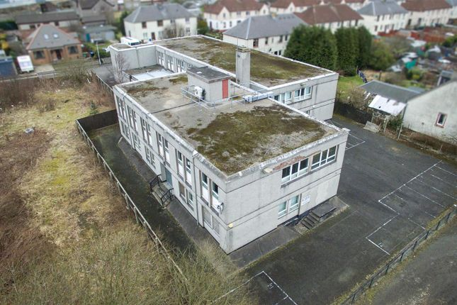Thumbnail Commercial property for sale in Factory Road, Cowdenbeath