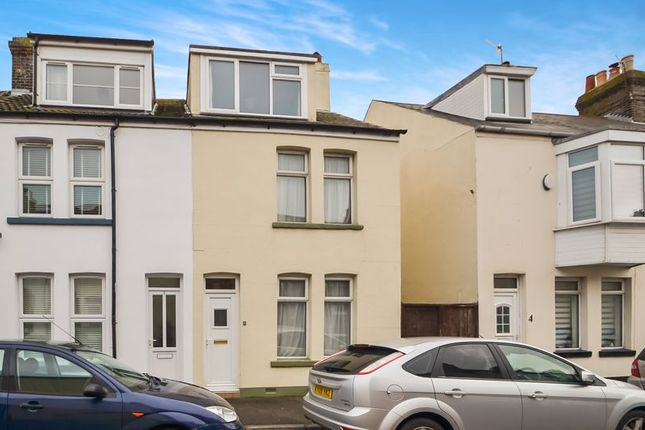 Thumbnail Terraced house for sale in Charles Street, Weymouth