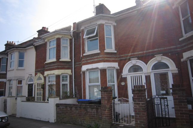 Thumbnail Terraced house to rent in St Pauls Road, Salisbury, Wiltshire