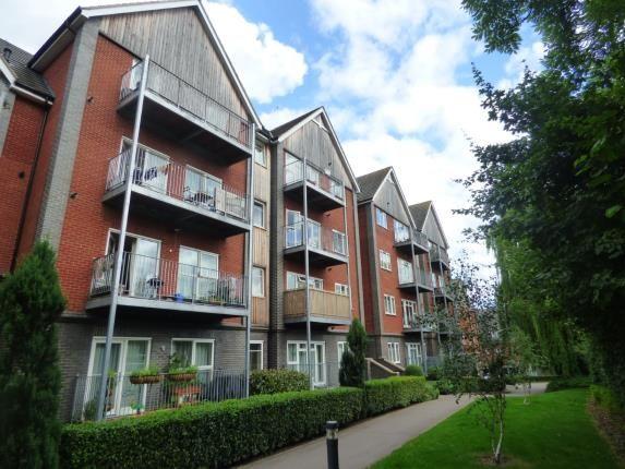 Thumbnail Flat for sale in Turnstone House, 49 Millward Drive, Milton Keynes, Buckinghamshire