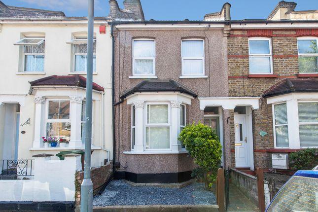 Thumbnail Terraced house for sale in Tharp Road, Wallington