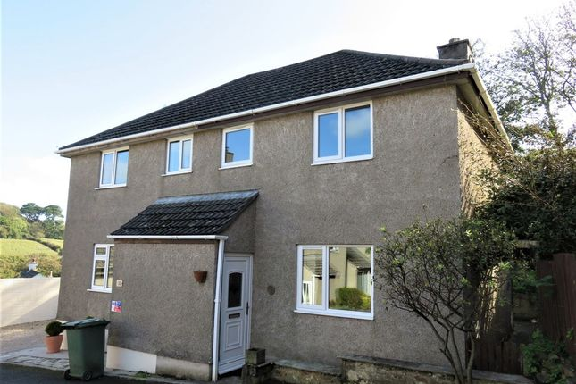 Thumbnail Semi-detached house to rent in Coombe Vale, Newlyn, Penzance