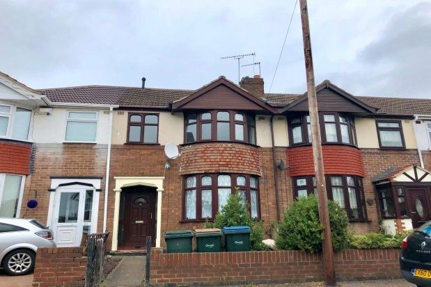 Thumbnail Property to rent in Silverdale Close, Coventry