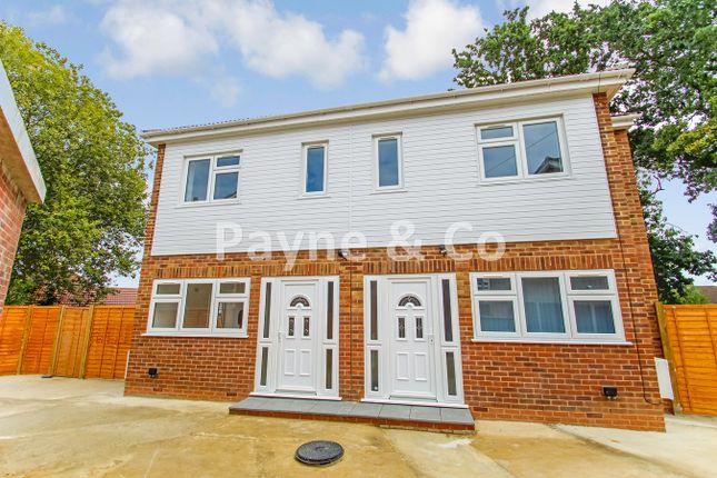 Thumbnail Semi-detached house for sale in Wannock Gardens, Barkingside