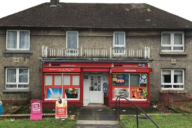 Retail premises for sale in Springhill Road, Barrhead, Glasgow