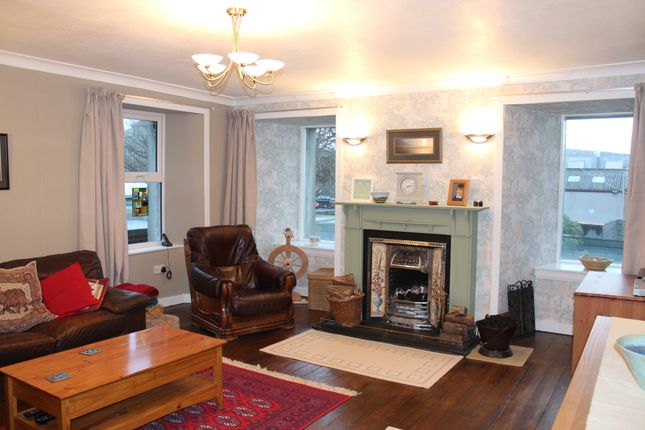 Thumbnail Town house for sale in Albert Street, Kirkwall, Orkney