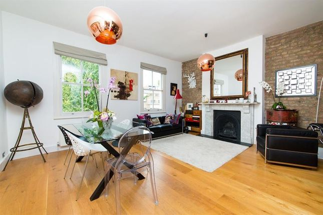 Thumbnail Maisonette for sale in Cornwall Crescent, Notting Hill, London