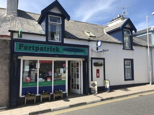 Thumbnail Retail premises for sale in Portpatrick, Dumfries & Galloway