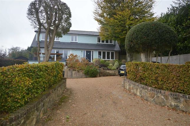 Thumbnail Detached house for sale in Harlequin Lane, Crowborough