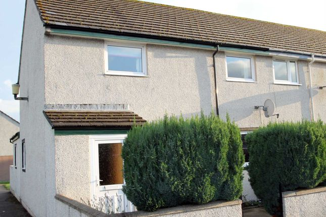 Thumbnail End terrace house for sale in Macdonald Court, Culloden, Inverness