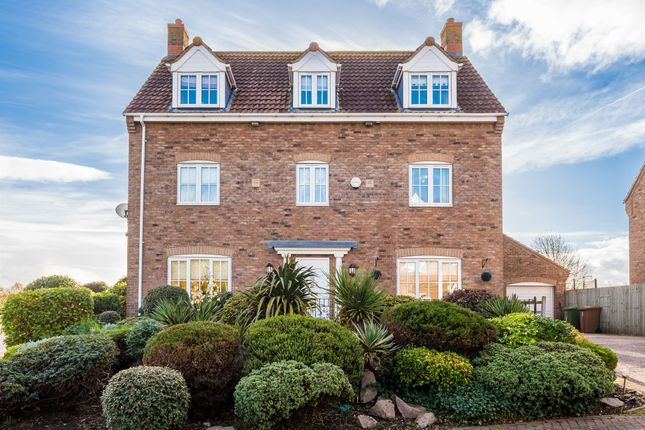 Thumbnail Detached house for sale in Pershore Way, Eye, Peterborough