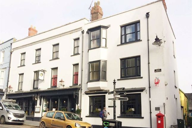 Thumbnail Flat to rent in Tudor Square, Tenby, Tenby, Pembrokeshire