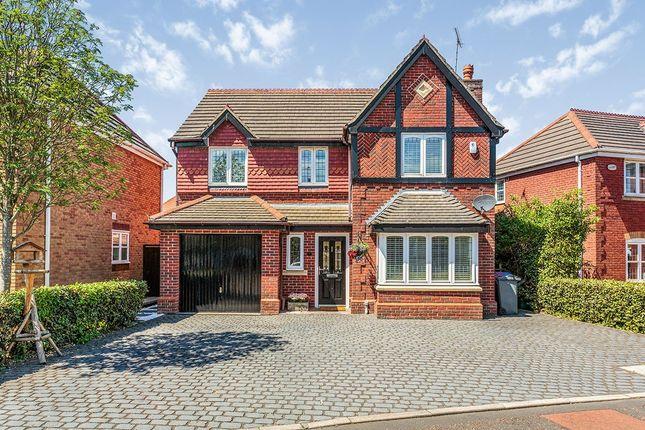 Thumbnail Detached house for sale in Avery Gardens, Poulton-Le-Fylde, Lancashire