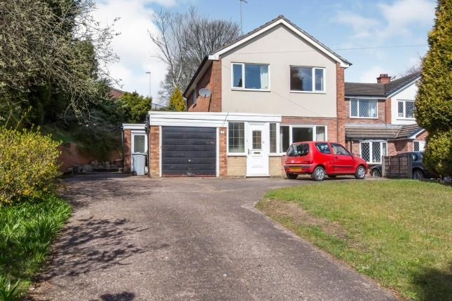 3 bed detached house for sale in Forge Fields, Sandbach, Cheshire CW11