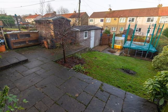Back Garden of Braehead Road, Linlithgow EH49