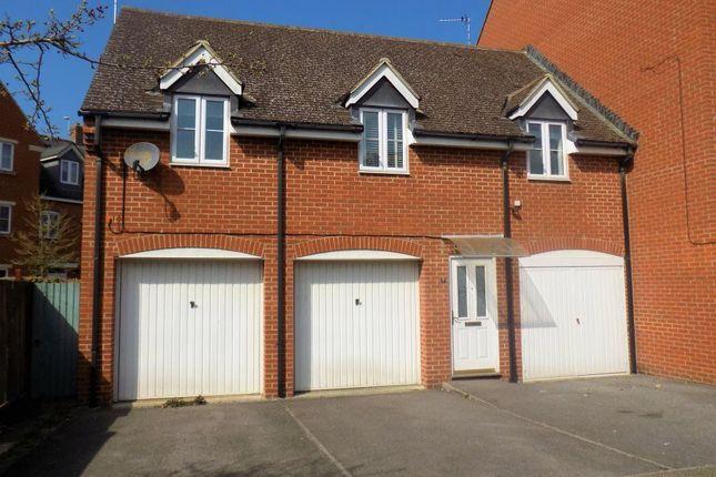 Thumbnail Flat to rent in Deneb Drive, Swindon