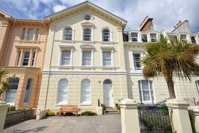 Thumbnail Flat for sale in Southlands, 9 Powderham Terrace, Teignmouth, Devon