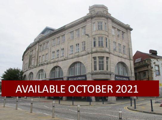 Studio to rent in Castle Street, Swansea SA1