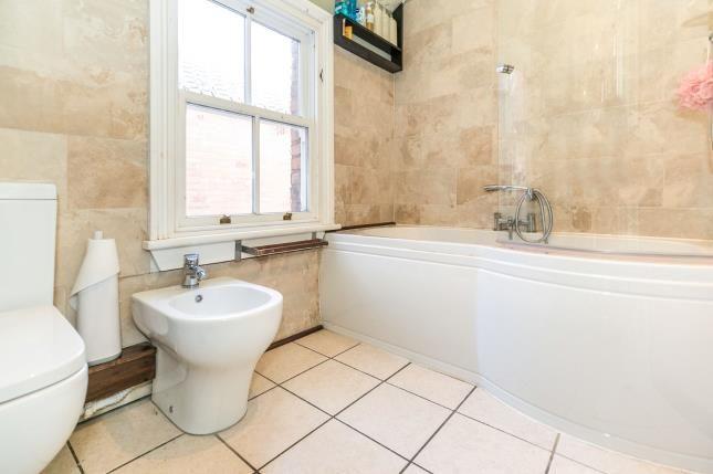 Bathroom of First Avenue, Selly Park, Birmingham, West Midlands B29