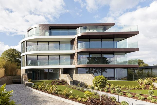Thumbnail Flat for sale in One Shore Road, Sandbanks, Poole